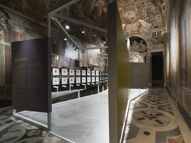 Allestimento Mostra Warhol Genova thumb