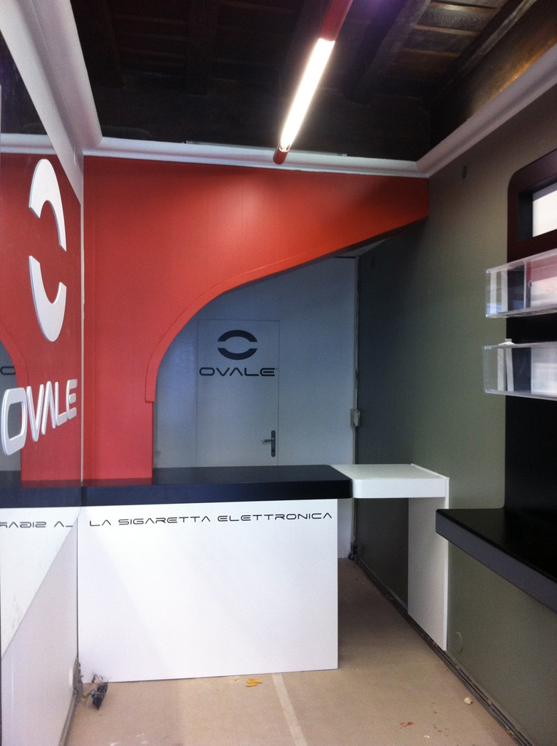 Allestimento Contract Ovale