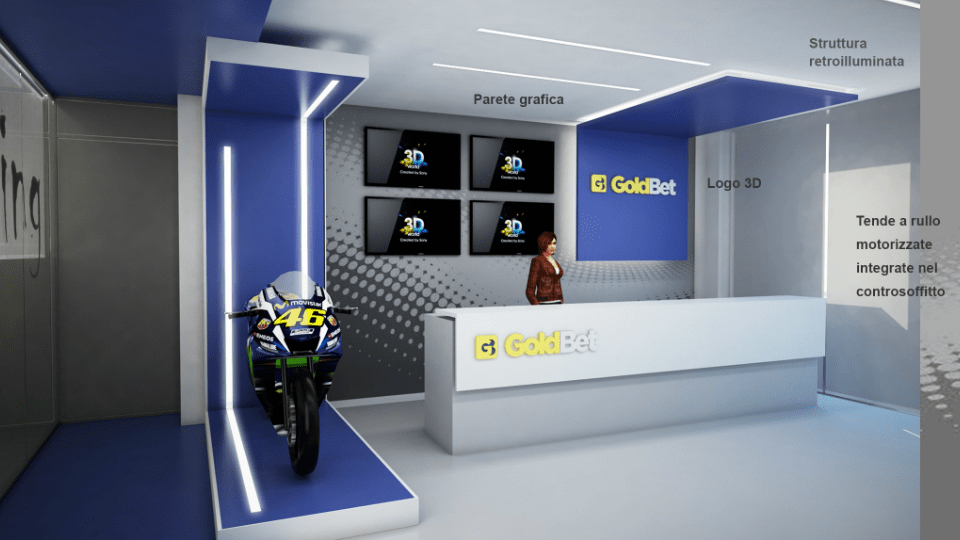 GOLDBET RENDERING