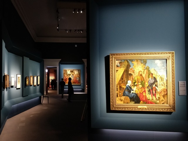 durer palazzo reale mostra
