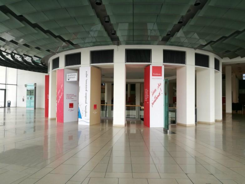 allestimento centro studi erickson rimini 2018
