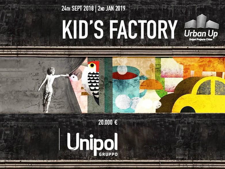 concorso kid's factory YAC