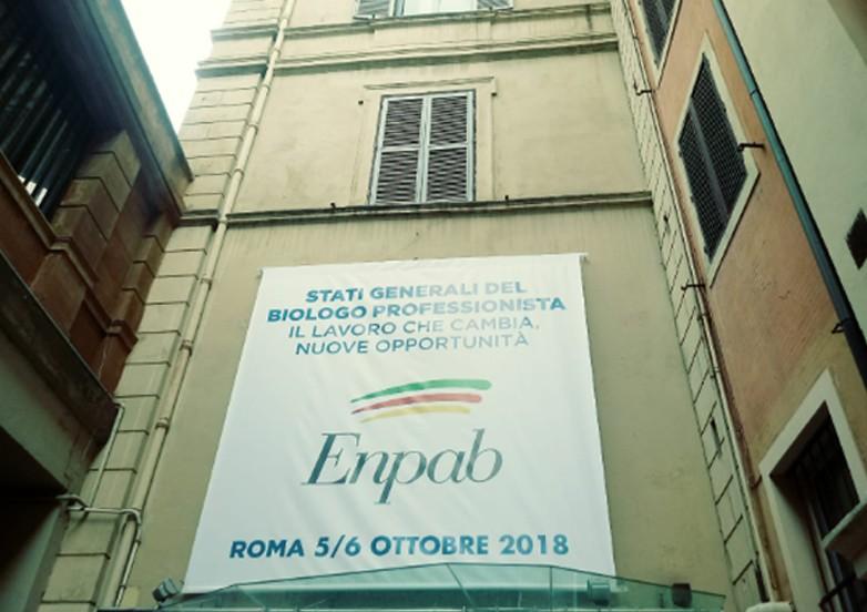 allestimento enpab roma congresso