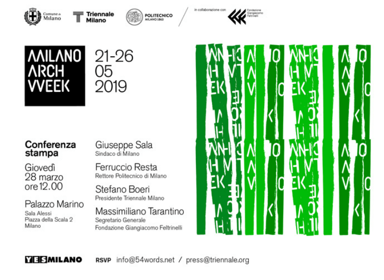 milano arch week 2019