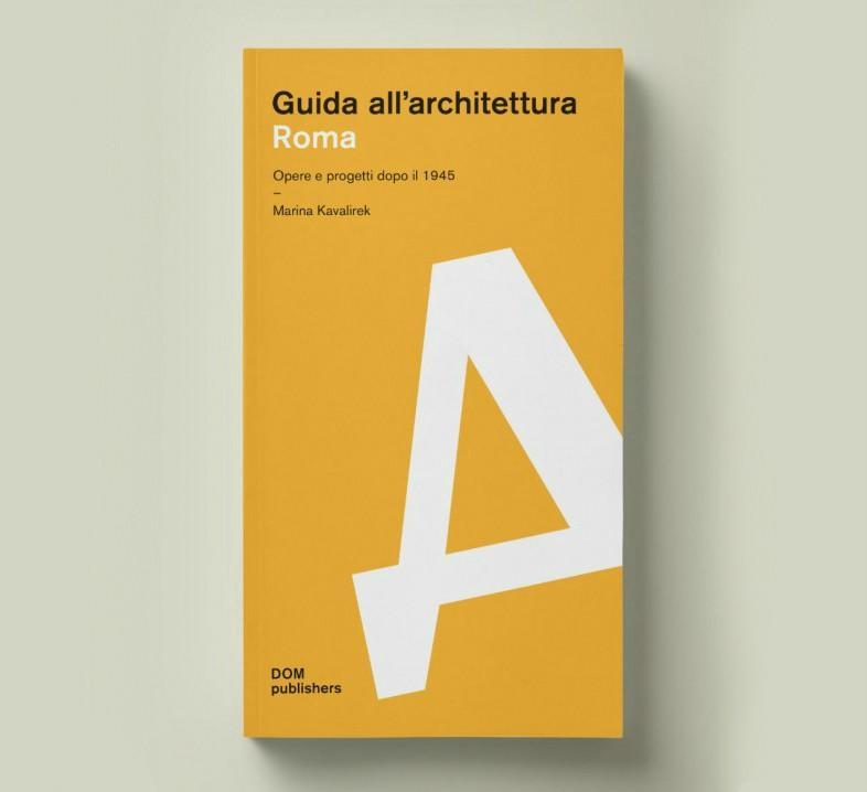 roma guida di architettura marina kavalirek