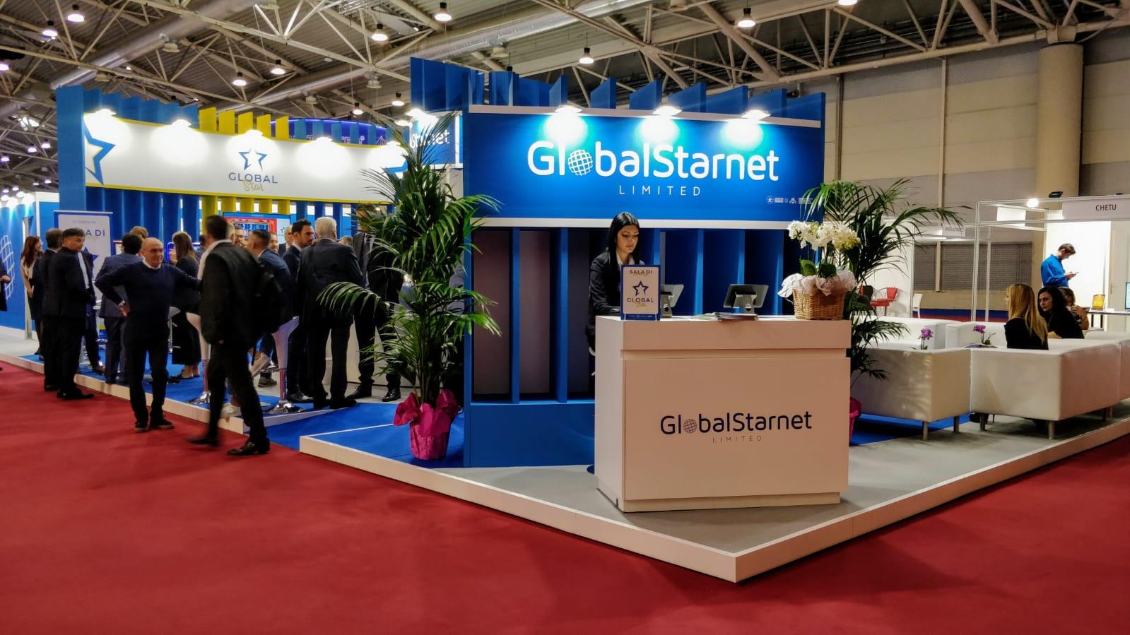 Global Starnet a Enada Roma 4